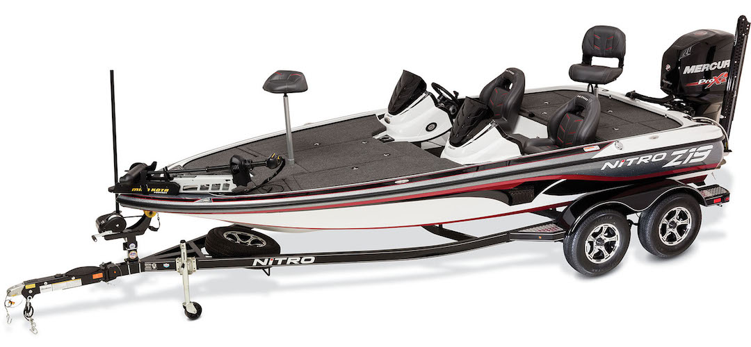 Nitro Z19 Pro High Performance Package Boat