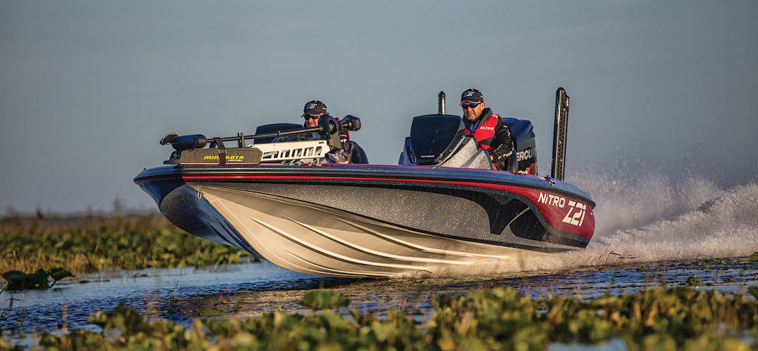 Nitro Z21 Z-Pro High Performance Boat