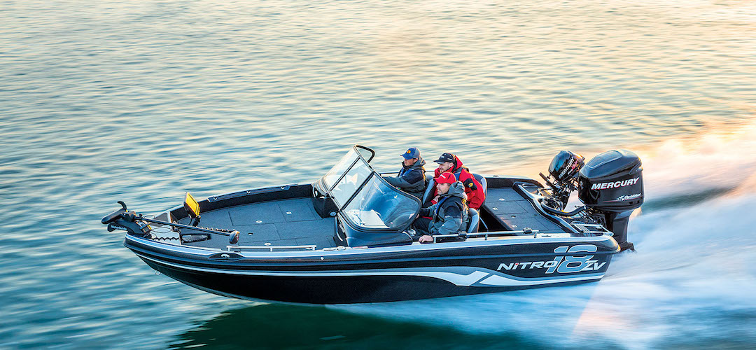 Nitro ZV 18 Multi-Species Boat