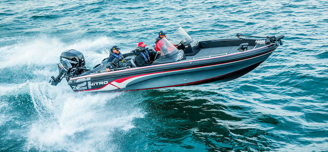 Nitro ZV21 Multi-Species Boat