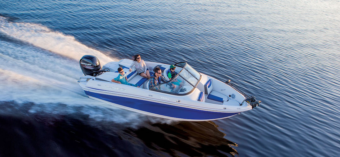 Shop Tahoe Sport Boats For Sale in Stuart  Deck & Bow Rider