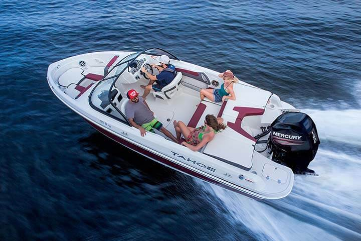 Tahoe Sport Boats 550 Ts Runabout